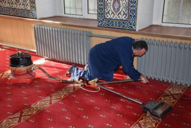 Bahçelievler Cami Temizliği İle Camiler Tertemiz