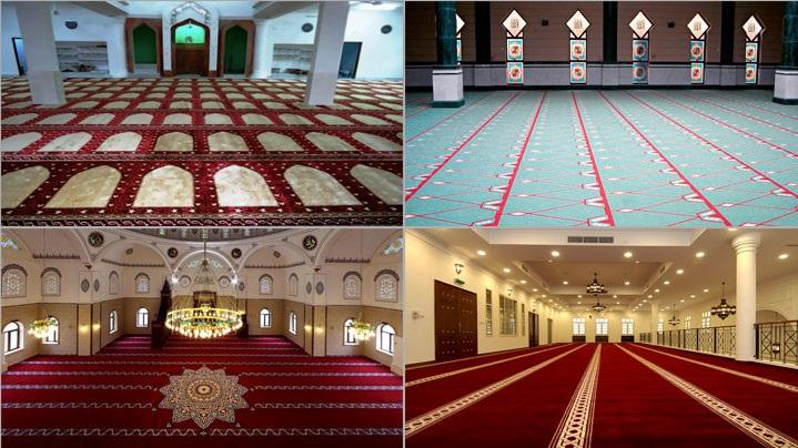 cami temizliği hizmeti iti ile yapılır