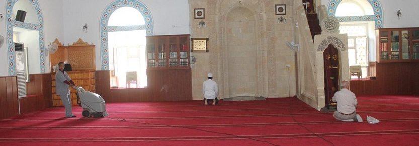 hızlı cami temizliği İstanbul hizmetleri için