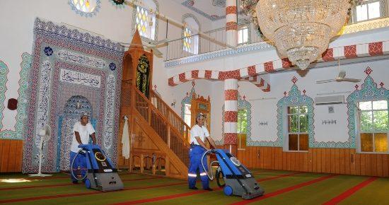 İstanbul cami temizliği