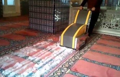 cami temizliği yapılrıken dikkat edilmesi gerekenler