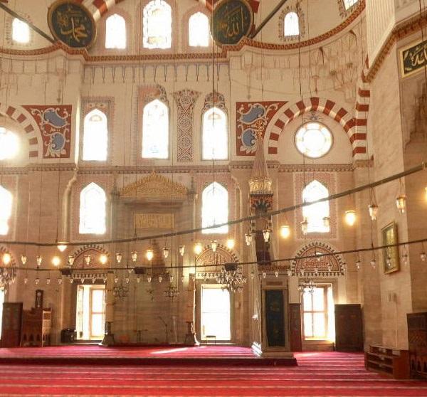İstanbul cami temizliği itina ile yapılır