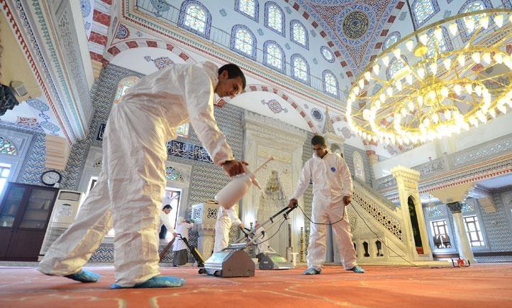 cami temizliği hizmetleri İstanbul