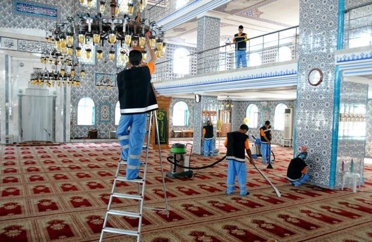 En Kaliteli Arnavutköy Cami Temizliği Uygulamaları