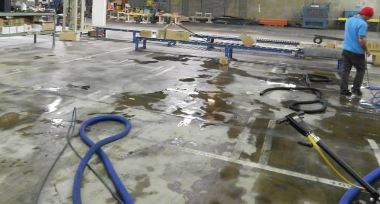 Ümraniye Fabrika Temizliği İşlemleri
