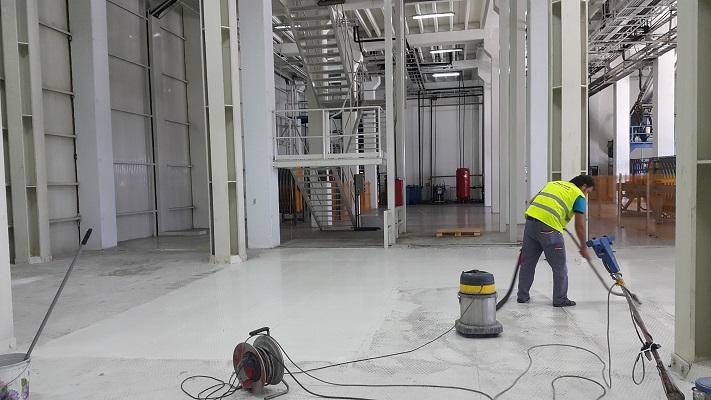 Tuzla Fabrika Temizliği İşlemleri