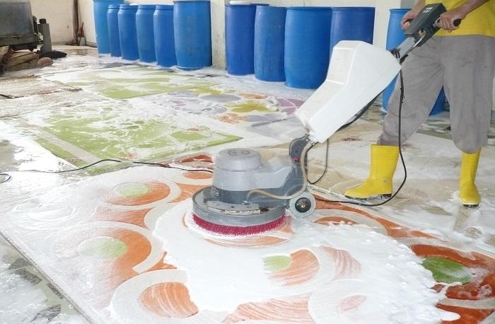 halı yıkama işleri