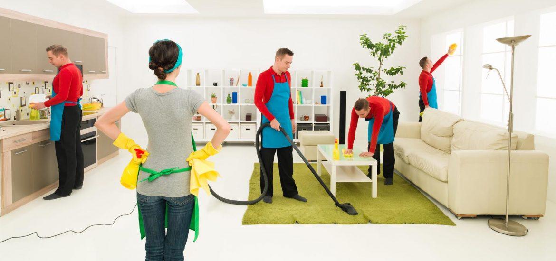 Ev Temizliği Şirketleri