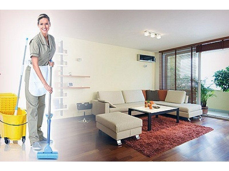 Ev Temizliği Nasıl Yapılır