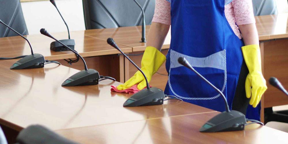 Ofis Temizliği Malzemeleri
