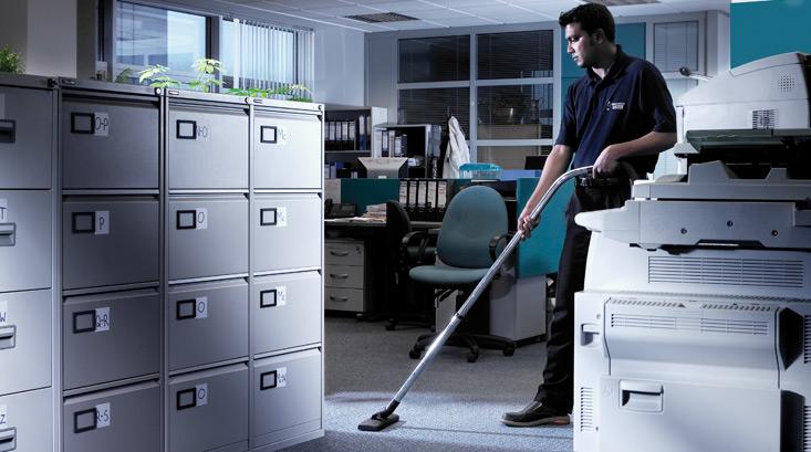 Ofis Temizliğinde Dikkat Edilmesi Gerekenler